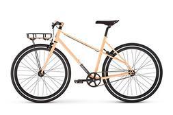 Raleigh Bikes Carlton Mixte Women's City Bike, Pink, 56cm/La