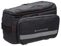 Blackburn Central Trunk Bag - Charcoal