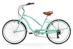 Beachbikes Women's Chief Beach Cruiser Bicycle