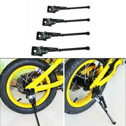 Children Bike Side Kickstand Foot Bicycle Parking Stand Supp