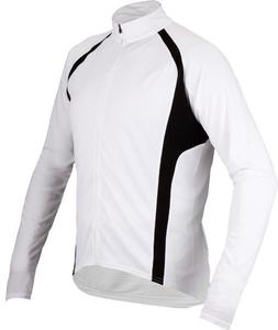 Cannondale Men's Classic Long Sleeve Jersey, White, Large