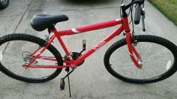 Coca Cola Bike...New... ..18  speed.. 27 inch..