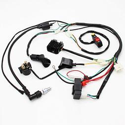 Complete Electrics Wiring Harness D8EA Spark Plug CDI Igniti