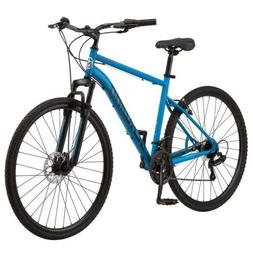 Schwinn Copeland Men's Hybrid Bike, Blue. 700c wheels Brand