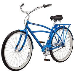 "Schwinn Men's Cosgrove 26"" Wheel Cruiser Bicycle, Blue, 14""/"