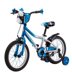 "16"" Schwinn Cosmo Boys' Bike Blue/Gray"