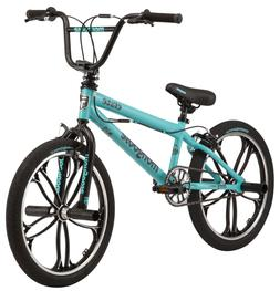 🔥🔥 Mongoose Craze Freestyle BMX Bike, 20-inch Mag whee