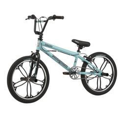 Mongoose Craze Freestyle BMX Bike 20-inch Mag wheels 4 Frees