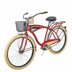 Huffy Cruiser Bike Mens Deluxe 26 inch