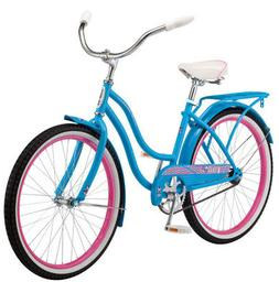 Schwinn Girl's Cruiser Bike Teal Top Daily Deal