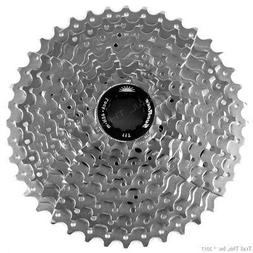 SunRace CSMS3 11-40/11-42 1x10-Speed MTB Bike Cassette Silve