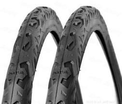 2 PACK Serfas Seca Sport 700x25 Folding Road Bicycle Tire-Black-Tires-New