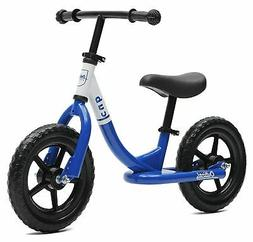 Critical Cycles Cub No-Pedal Balance Bike for Kids, Royal Bl