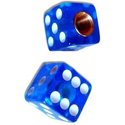 """""""Cube Playing Dice with Easy Grip Design""""Valve Stem Dus"""