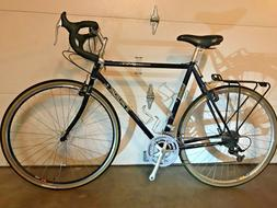 Custom 1998 TREK 520 touring bike 8x3 w/ bar-ends, 23-inch 5