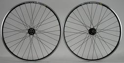Mavic CXP Elite 700c Black Single speed Track Bike Wheelset
