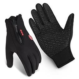 Hot Sale !!! Men's Winter Gloves,Jushye Boys Men Antiskid Cy