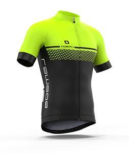 Swallow Men Cycling Shirt Bike Apparel Zip Shirts Cycling Je
