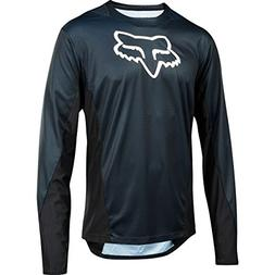 Fox Racing Demo Long-Sleeve Bike Jersey - Men's Camo Burn Bl