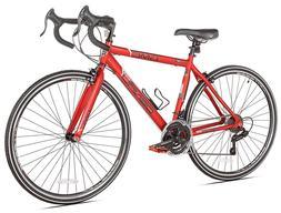 GMC Denali Road Bike, Red, 48cm/Small
