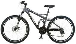 Mongoose R5208 Detour Full Suspension Bicycle