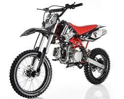 Apollo Original Dirt Bike X18 | 125CC RFZ Racing | Kick Star