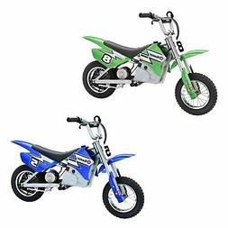 Razor Dirt Rocket Kids Electric Motocross Motorcycle Bikes,