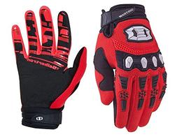 Seibertron Dirtpaw Unisex BMX MX ATV MTB Racing Mountain Bik