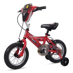 """Huffy 12"""" Disney/Pixar Cars Boys Bike, Lights and Sounds Shi"""