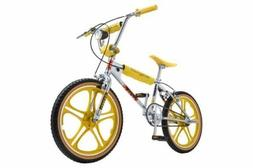 DISPLAY MONGOOSE STRANGER THINGS MAX'S BMX LIMITED EDITION B