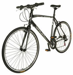 Vilano Diverse 1.0 Performance Hybrid Bike 21 Speed Shimano