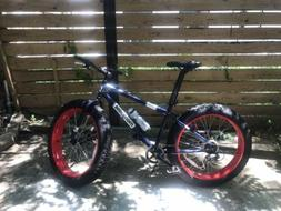 Mongoose Dolomite 26 inch Fat Tire Mens Mountain Bike Bicycl