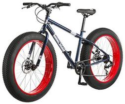 740df3c71b4 Mongoose Dolomite Fat Tire Mountain Bike, 26-Inch Wheels