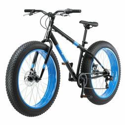 ☠🔥💀Mongoose Dolomite Men's Fat Tire Bike, 26-inch wh