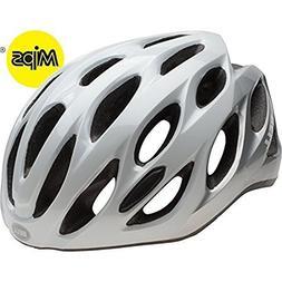 Bell Draft MIPS Helmet White / Silver Repose UA & E-Tip Glov