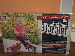 ROADMASTER DUAL DECK TRICYCLE RED BRAND NEW IN BOX