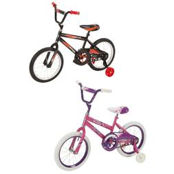 Durable Steel Frame Girl's Or Boys Bike, Bycicle, with Decor