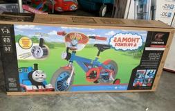 """Dynacraft 14"""" Thomas The Tank Bike Talking Bicycle"""