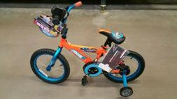 "Dynacraft 16"" Boys' Hot Wheels  50th anniversary Kids Bike.N"