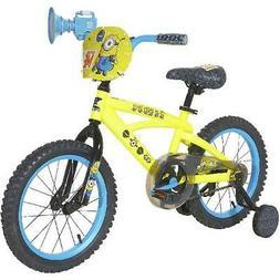 """Dynacraft 16"""" Boys Minions Bike"""