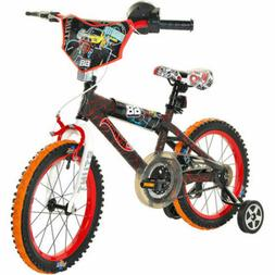 Hot Wheels Dynacraft 16 inch BMX Boys Bike with Hand Brake -