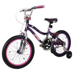 """Monster High Dynacraft Girls Boys BMX Street/Dirt Bike 18"""" B"""