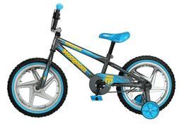 "Mongoose Dynamo Boys 16"" Sidewalk Bike-Blue"