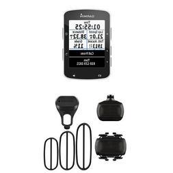 Garmin Edge 520 Bike GPS and Garmin Bike Speed Sensor and Ca