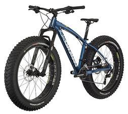 "Diamondback Bicycles El Oso Complete Fat Bike, Blue, 20"""