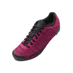 Giro Empire E70 Knit Cycling Shoes - Women's Berry/Bright Pi