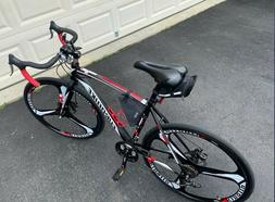 Eurobike Road Bike 21 Speed 54 cm