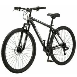 """Mongoose Excursion Men's Mountain Bike 29"""" Black/White R5738"""