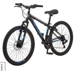 Mongoose Excursion mountain bike, 24-inch wheel, 21 speed Bo
