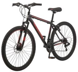 Mongoose Excursion mountain bike, 27.5 inch wheel, 21 speeds